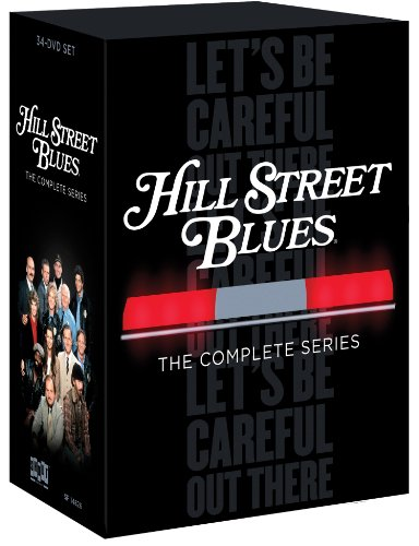Hill Street Blues: The Complete Series cover