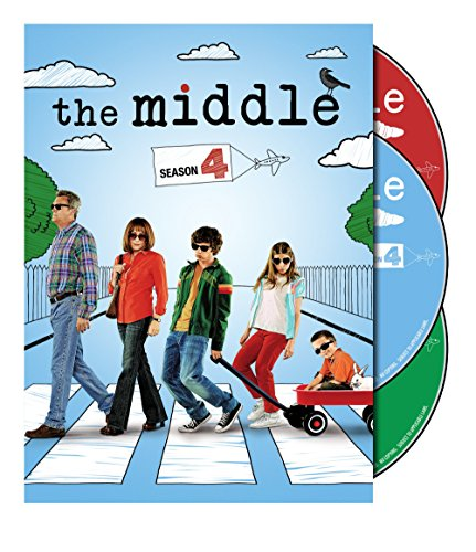 The Middle: Season Four DVD