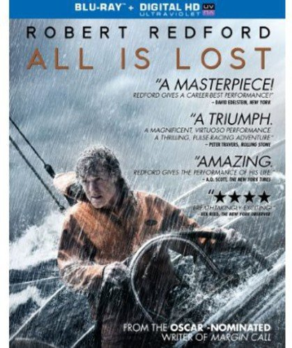 All Is Lost [Blu-ray] DVD