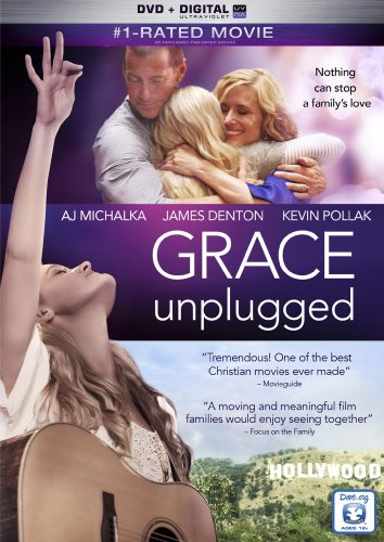 Grace Unplugged DVD