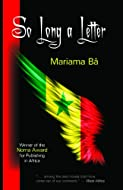 Book Cover: So Long a Letter by Mariama Ba