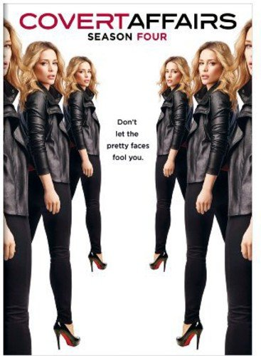 Covert Affairs: Season 4 DVD