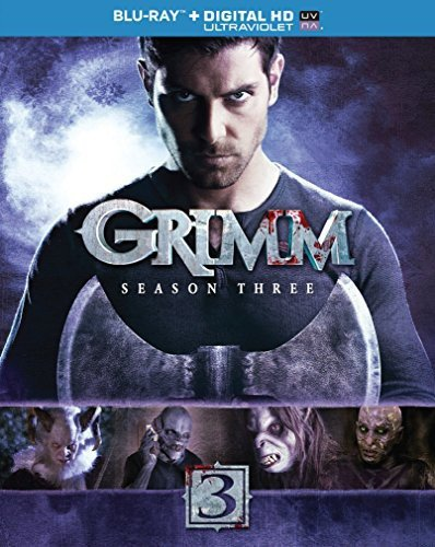 Grimm: Season 3 [Blu-ray] DVD