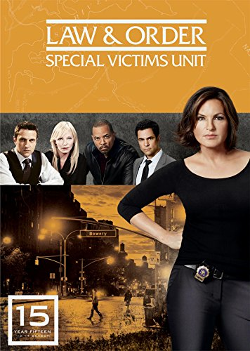 Law & Order: Special Victims Unit: The Fifteenth Year DVD