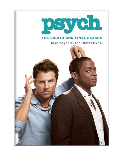 Psych: The Complete Eighth Season DVD