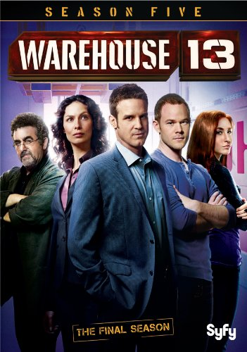 Warehouse 13: Season 5 DVD
