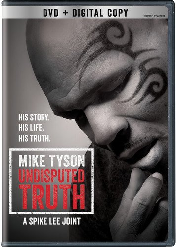 Mike Tyson: Undisputed Truth  DVD
