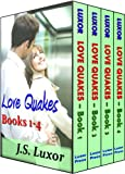 Free Kindle Book : LOVE QUAKES: BOXED SET (BOOKS 1-4) (Young Adult Seduction Series)