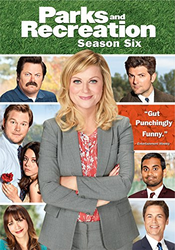 Parks & Recreation: Season 6 DVD