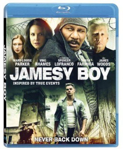 Jamesy Boy [Blu-ray] DVD