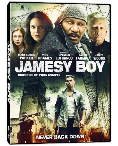 Jamesy Boy DVD