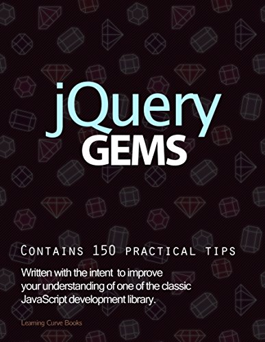 Pdf Jquery Gems The Easy Guide To The Javascript Library For