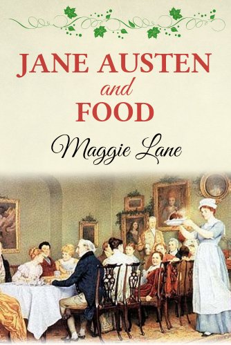 Book Jane Austen and Food