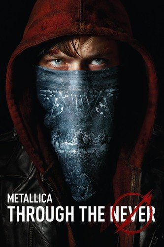 Metallica - Through the Never DVD