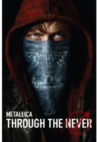 Metallica - Through the Never [Blu-ray] DVD