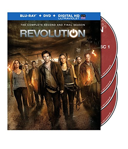 Revolution: Season 2  DVD