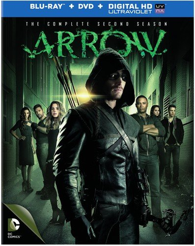 Arrow: Season 2  DVD