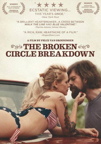 The Broken Circle Breakdown DVD