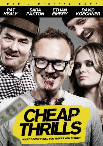 Cheap Thrills DVD