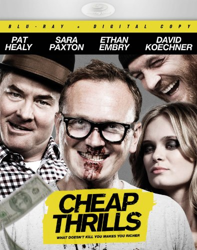 Cheap Thrills [Blu-ray] DVD