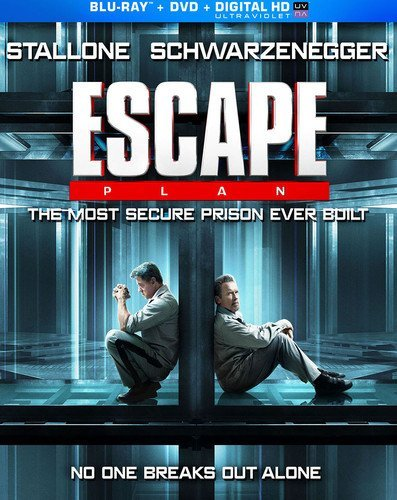 Escape Plan [Blu-ray] DVD