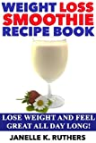 Free Kindle Book : Weight Loss Smoothie Recipe Book