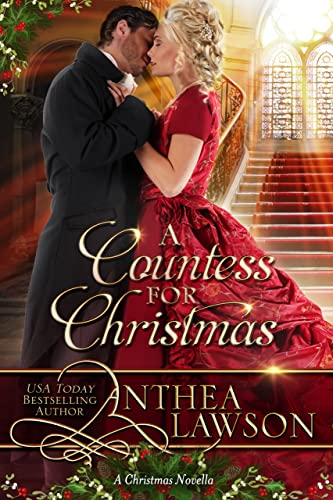 A Countess for Christmas by Anthea Lawson