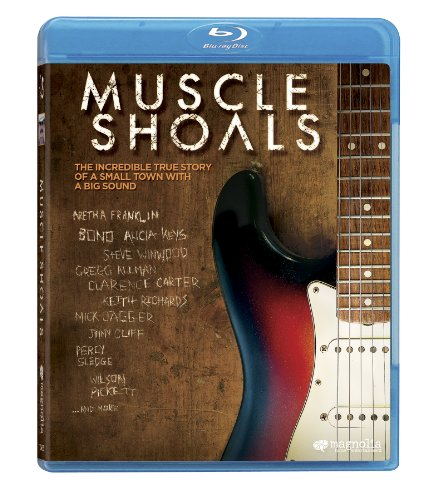 Muscle Shoals [Blu-ray] DVD