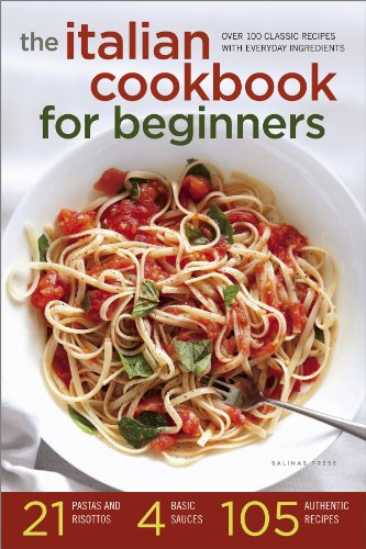 Book The Italian Cookbook for Beginners