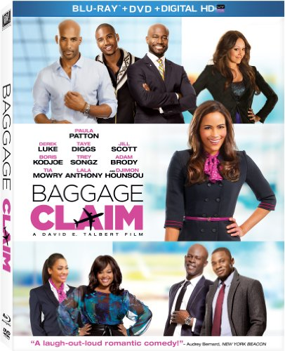 Baggage Claim [Blu-ray] DVD
