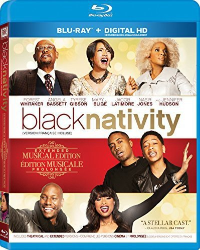Black Nativity [Blu-ray] DVD