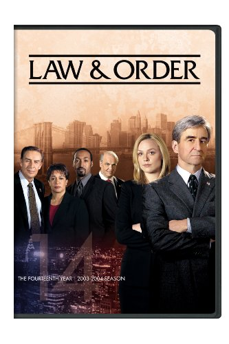 Law & Order: The Fourteenth Year DVD