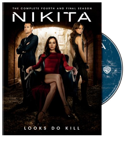 Nikita: The Complete Fourth Season DVD