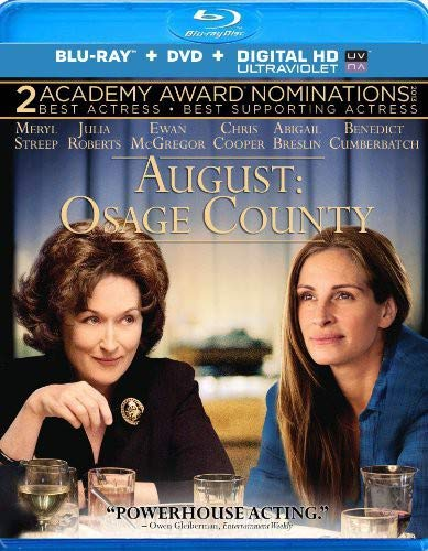August: Osage County [Blu-ray] DVD