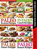 Free Kindle Book : 100 Best Paleo Recipes: A Combination of Four Great Paleo Recipes Books (4 Books) (Paleo Diet Cookbook)