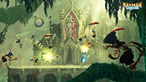 Screenshot: Rayman Legends