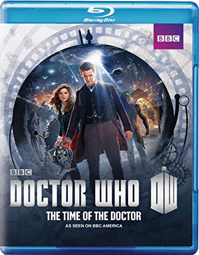 Doctor Who: The Time of the Doctor  DVD