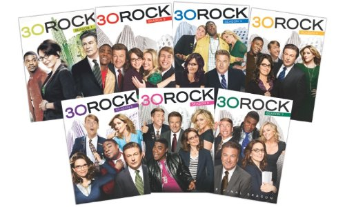 30 Rock Complete Series Bundle DVD
