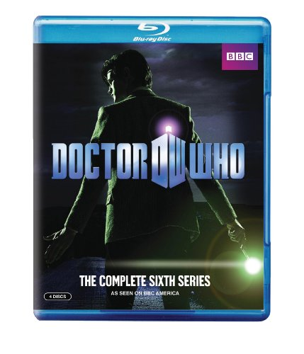 Doctor Who: The Complete Sixth Series [Blu-ray] DVD