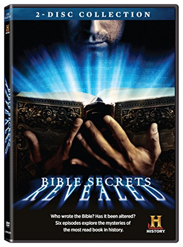 Bible Secrets Revealed cover