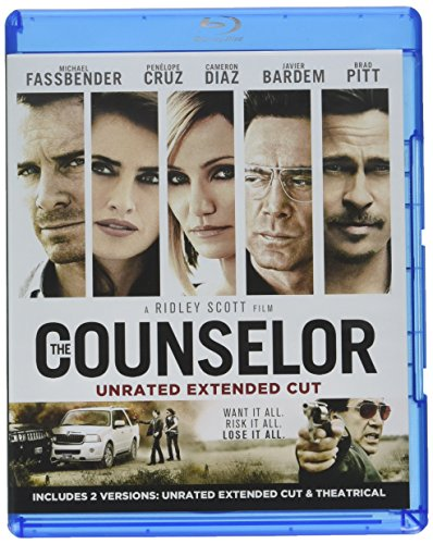 The Counselor [Blu-ray] DVD