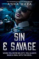 Sin & Savage by Anna Mara