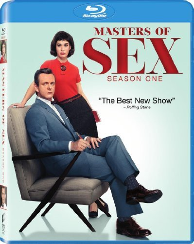 Masters of Sex [Blu-ray] DVD