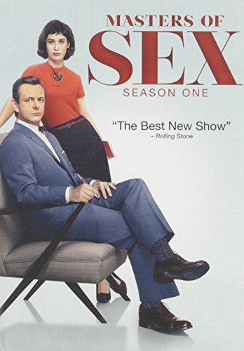 Masters of Sex: Season 1 DVD