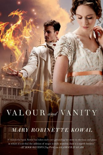 Book Valour and Vanity