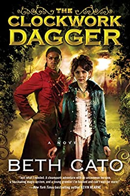 [GUEST POST] Beyond Historical Fiction: Fear, Fantasy, and How Beth Cato Came to Steampunk
