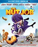 The Nut Job (Blu-ray + DVD + DIGITAL HD with UltraViolet)