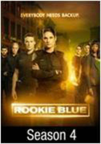 Rookie Blue: Season 4 DVD