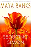 Book Seducing Simon - new cover  -flower on orange background