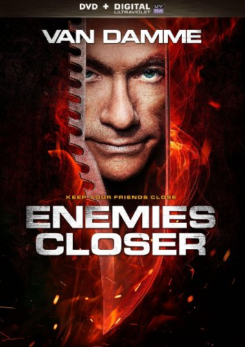 Enemies Closer DVD